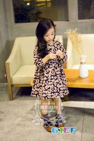 就让秋风带来我的时尚我的美——维尼叮当童装!资讯生活