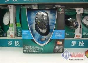 【最新资讯】高端游戏神器罗技G700游戏鼠售669元